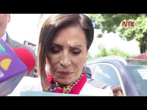 Internan a Rosario Robles en el Penal de Santa Martha Acatitla