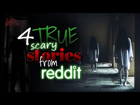 I Survived a School Shooting | 4 True Scary Stories From Reddit | Real Horror Stories