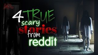 4 True Scary Stories on r/letsnotmeet