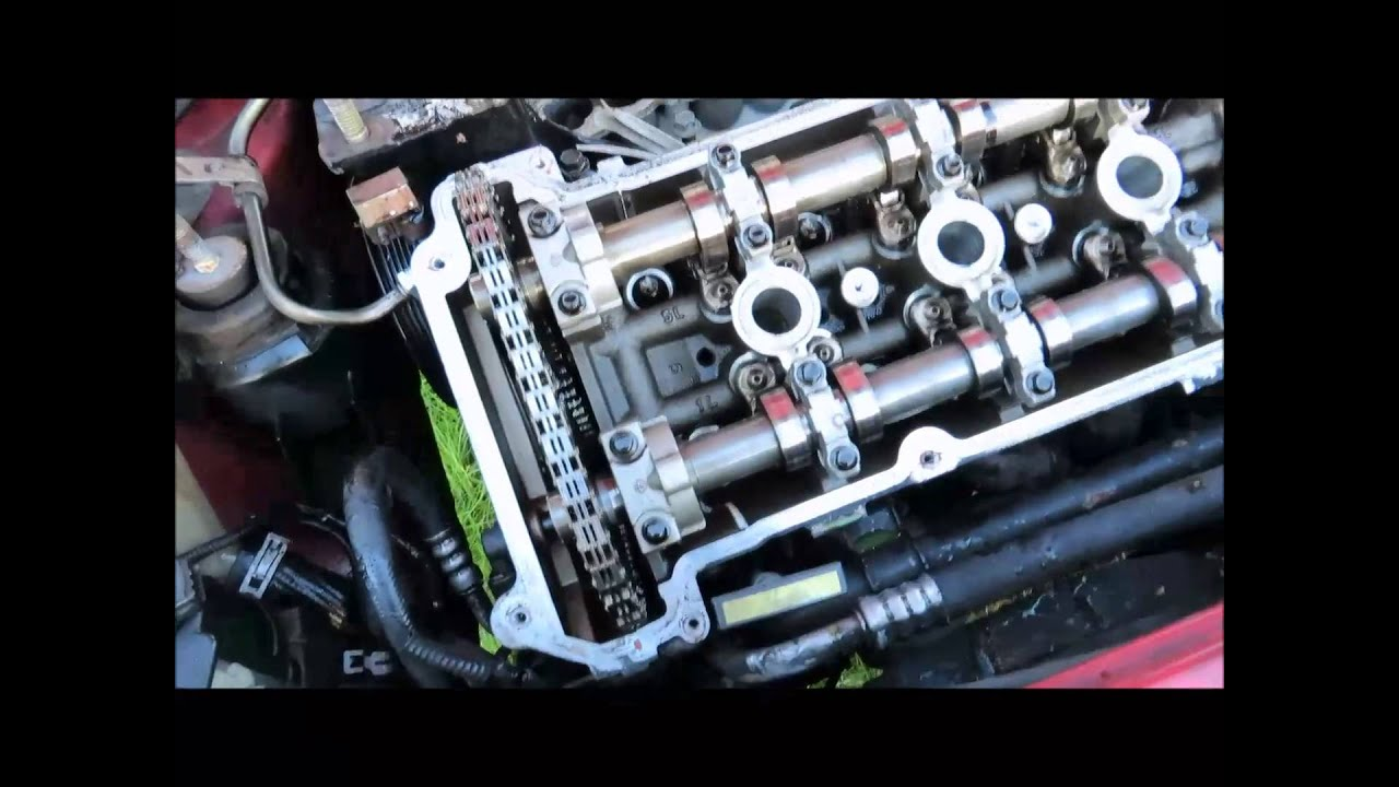 duratec v6 teardown pt1 youtube rh youtube com Ford Si6 Engine Ford Pinto Engine