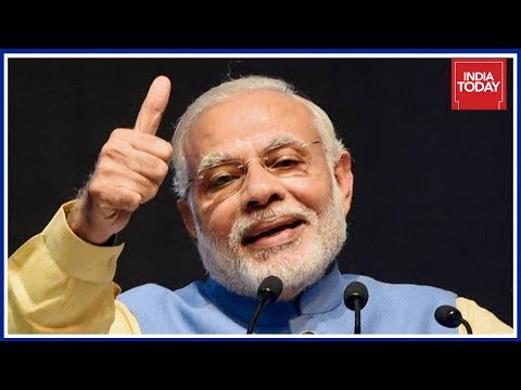 BJP Set To Win 6th Term In Gujarat, Predicts India Today Exit Polls