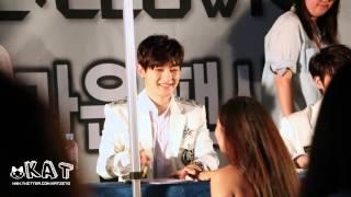 Video [FANCAM] 140720 C-Clown RAY at Cheongnyangni Fansign download MP3, 3GP, MP4, WEBM, AVI, FLV Desember 2017