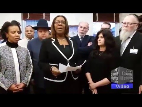 Full Press Conference Following Crown Heights Stabbing