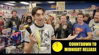 THE DOOMSDAY CLOCK MIDNIGHT RELEASE!