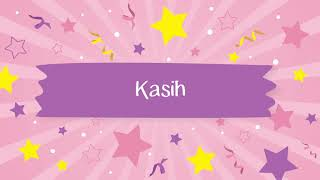 Kasih (Official Audio) - JPCC Worship Kids