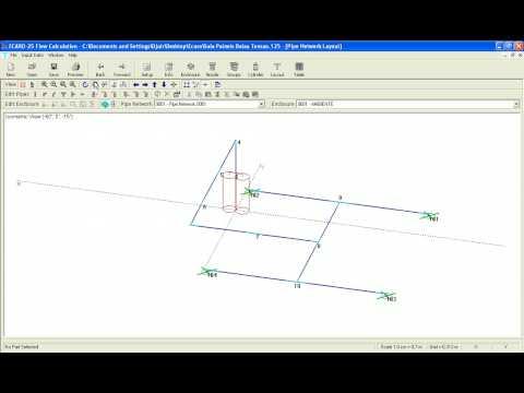 Ecaro-25 Flow Calculation Software