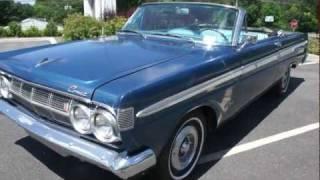 1964 Mercury Comet Caliente Convertible For Sale ~~SOLD~~