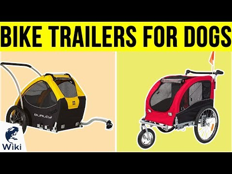 10 Best Bike Trailers For Dogs 2019
