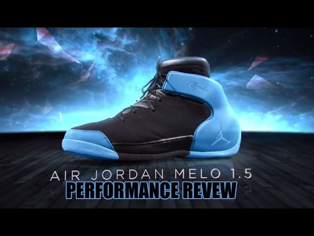 35937ea1355d Jordan Melo 1.5 Performance Review - WearTesters NIKE ...