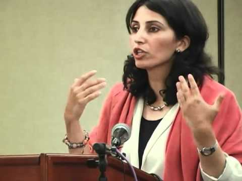 Diana Buttu: Palestinian Refugee Rights & Negotiations