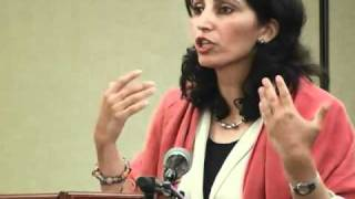 Diana Buttu, a Palestinian human rights lawyer, former Bir Zeit University professor, and former legal advisor to the Palestinian negotiation team., From YouTubeVideos