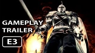 Dark Souls 2 Gameplay Trailer (E3 2013)