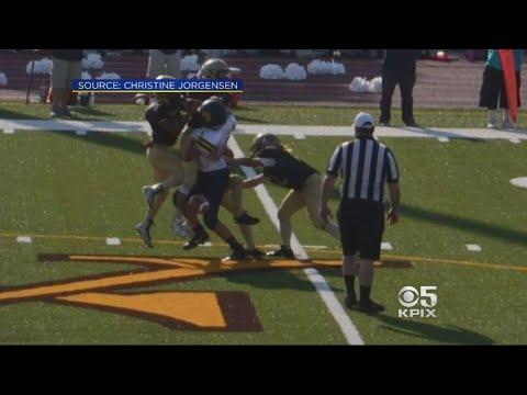 Bill Would Ban Youth Tackle Football in California