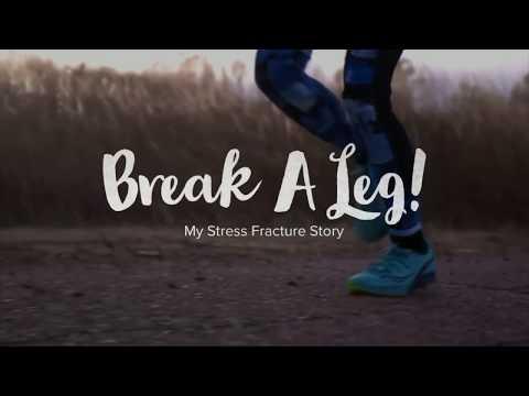 Break a leg: Stress fractures