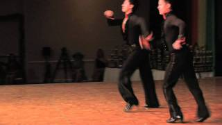World Latin Dance Cup Finals 2010  Salsa Men Same gender  1st place  John Narvaez & Mario Acosta