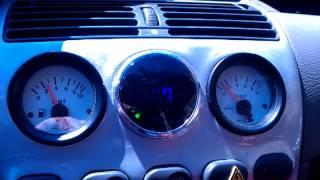 Punto gt manometro temperatura gas di scarico digitale