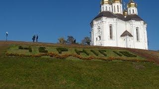 Обзор центра Чернигова 09 мая 2014 г.(, 2014-05-09T18:27:56.000Z)