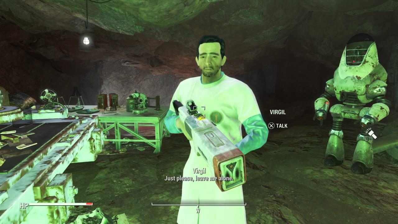 Fallout 4 cabot serum behalten