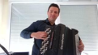 """Pierre-Alain Krummenacher interprète """"Clarinette Polka"""""""