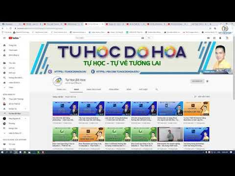 Những kênh Youtube tự học thiết kế đồ họa miễn phí tốt nhất | Hải Thanh Design