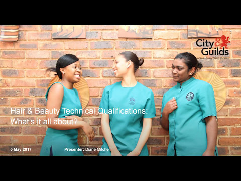 Hair & Beauty Technical Qualifications - What's it all about