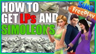 """Sims Freeplay - How to Get LP and Simoleons! """"Sims Freeplay Tutorial"""""""