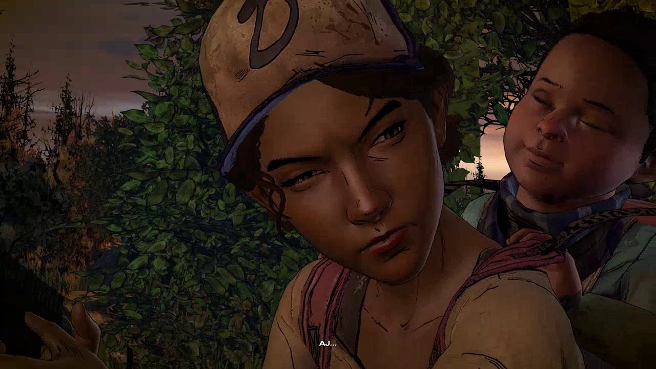 Mariana And Clementine Again