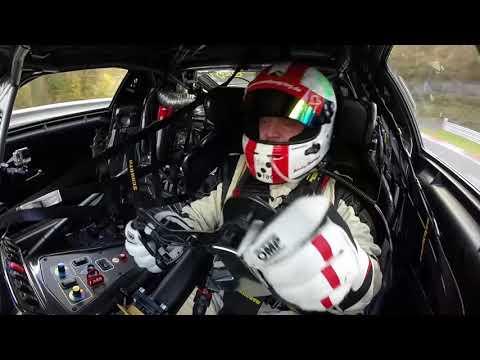 Mercedes-AMG GT4 | kommentierte Onboard | Nordschleife