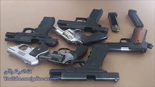 سلسلة استخدام المسدسات: ج 10مقارنة بين مسدسات