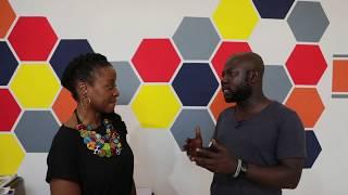 Tech innovation at the Kumasi Hive [2018]