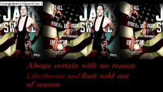 Jack Swagger Theme with Lyrics