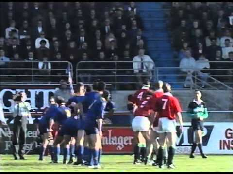 1993 Rugby Union match: Otago vs British Irish Lions