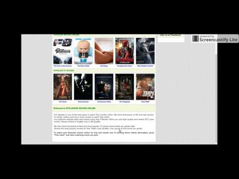 How to stream movies online for free