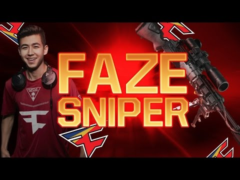 ATTACH IS THE FAZE SNIPER AGAIN?