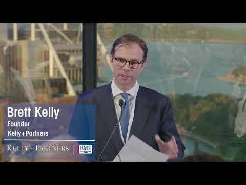 Kelly Partners Sydney CBD Launch Brett Kelly's Presentation