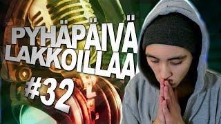 KILPIKONNA-RÄPPI | Pyhäpäivä Lakkoillaan #32