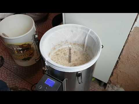 Grainfather Brewday, Belgum IPA