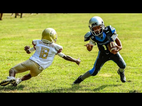 Tucker Lions Vs Welcome All Panthers 10U Epic Game | Youth Ballers