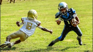 Tucker Lions vs Welcome All Panthers 10U Epic Game   Youth Ballers
