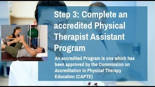 How Become Physical Istant Pta Requirements