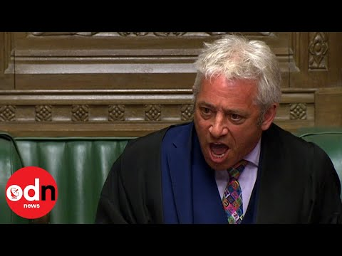 The Best Ever Put-Downs From House Speaker John Bercow