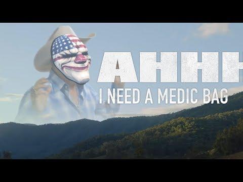 AHHHHH I NEED A MEDIC BAG