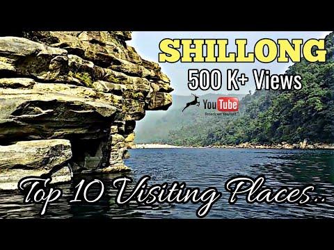 Shillong Top 10 Tourist Places | Meghalaya Tourism