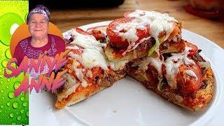 Bazlama Pizza Tarifi | Kahvaltılık Tarifleri