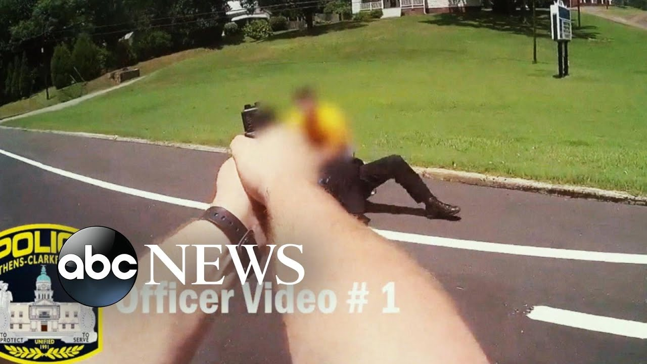 Police release body cam footage after CHOP shooting