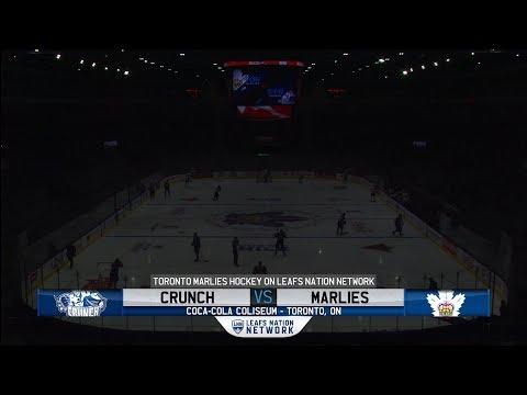 Game Highlights: Syracuse Crunch at Toronto Marlies - October 2, 2018