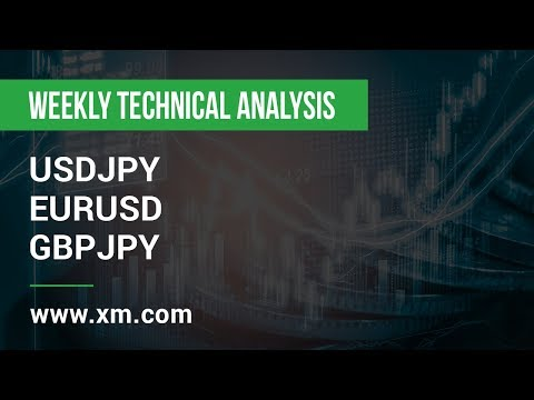 Weekly Technical Analysis: 21/01/2019 - USDJPY, EURUSD, GBPJPY