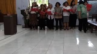PS Wonokarto Barat, Wartakan Sabda Tuhan, GKJWU, 15 Mei 2016