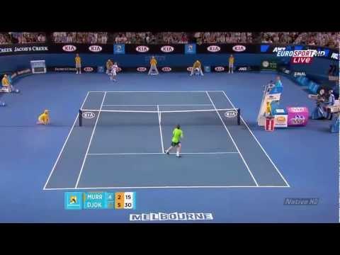 Murray vs Djokovic Australian Open 2011 Final Highlights