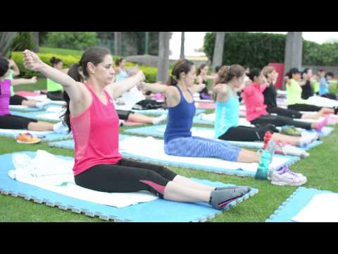 MasterClass de Pilates en Valle Real